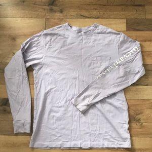 Vineyard Vines Logo Long Sleeve Shirt